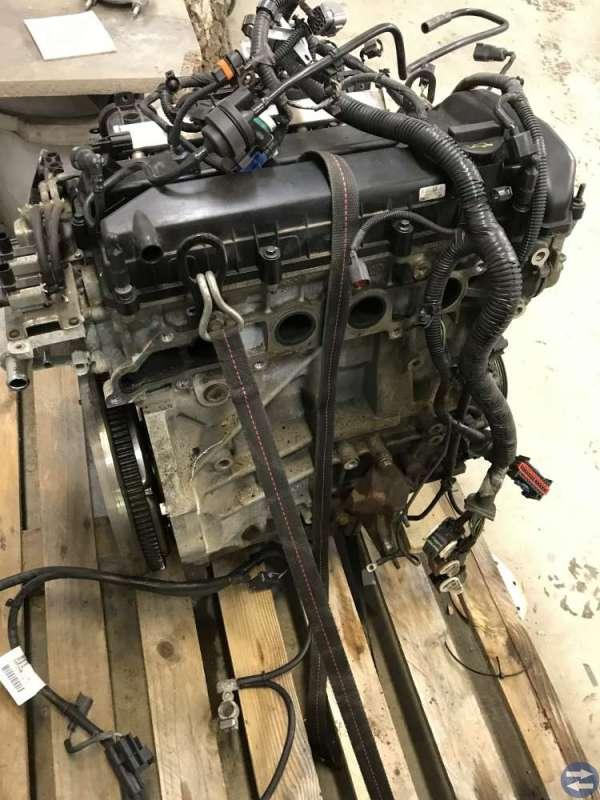 Volvo motor 2.0
