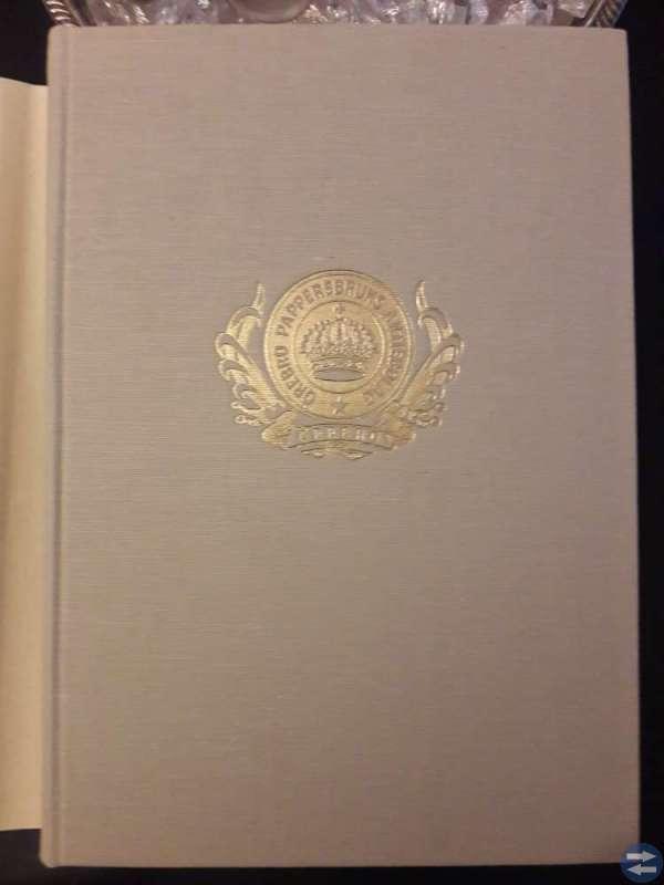 Örebro Pappersbruks historia 1901-1951