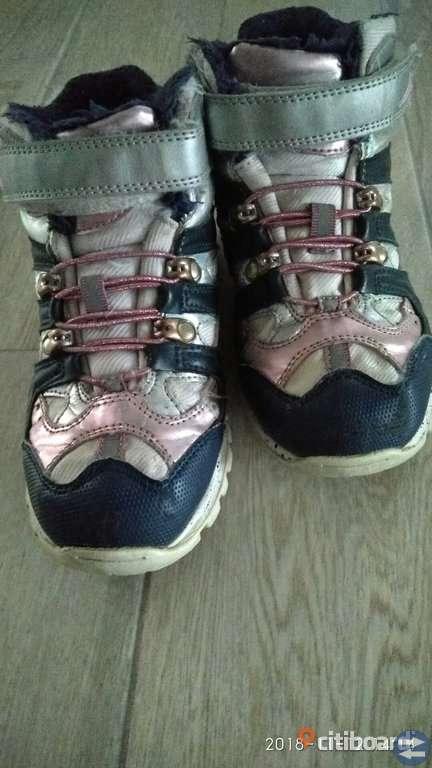 Vinter skor