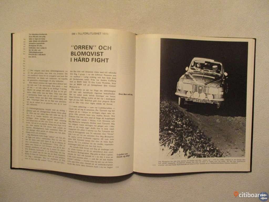 Årets Bilsport 1970-71 Svenska Bilsportförbundet.