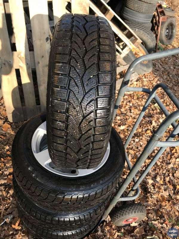 Vinterhjul till Audi 16 tum bult 5x112
