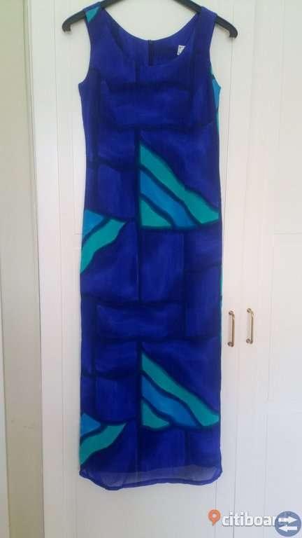 Långklänning med bolero