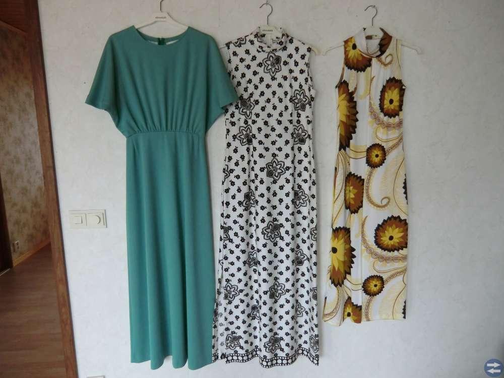 Nya långklänningar från 80-90 Talet
