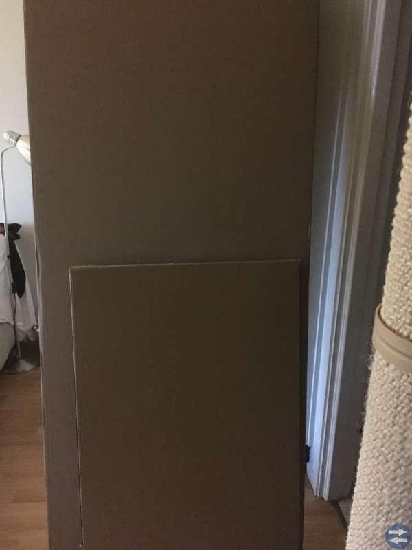 Ikea Malm säng  160x200 Ny!