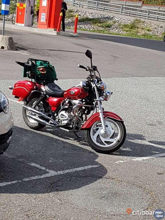 Ny motorcykel