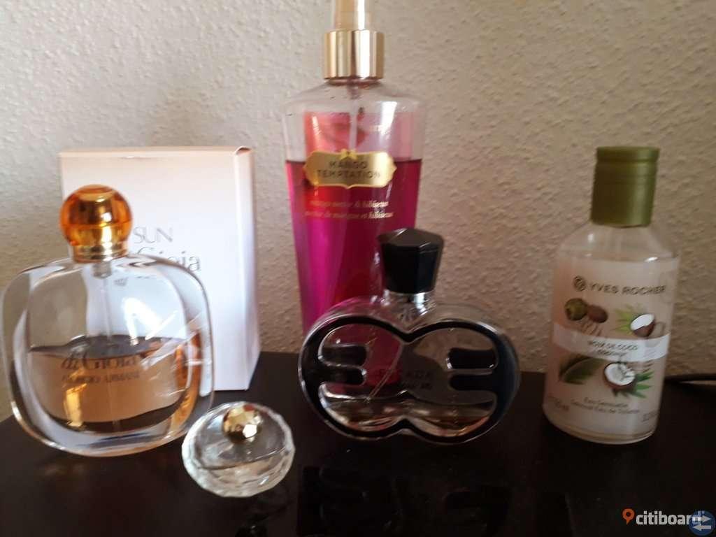 Märkes parfymer