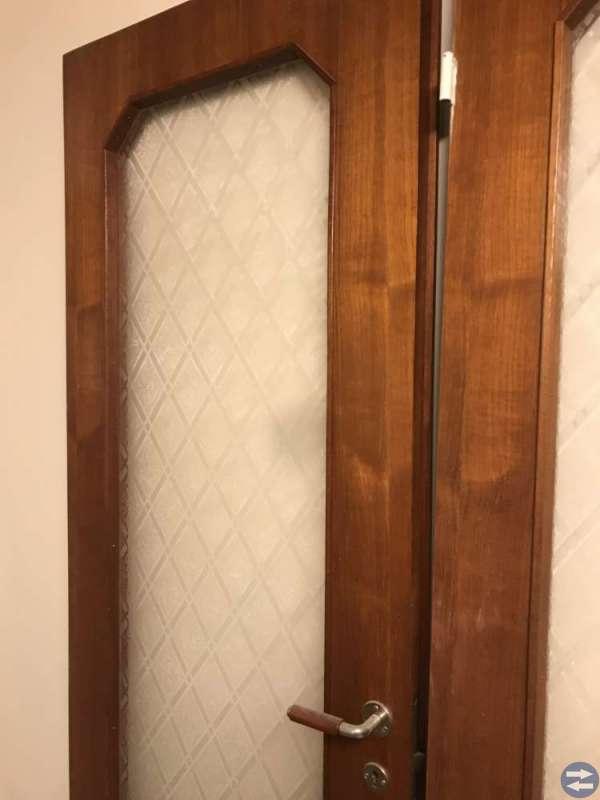 Äldre pardörrar /spegeldörrar inomhus