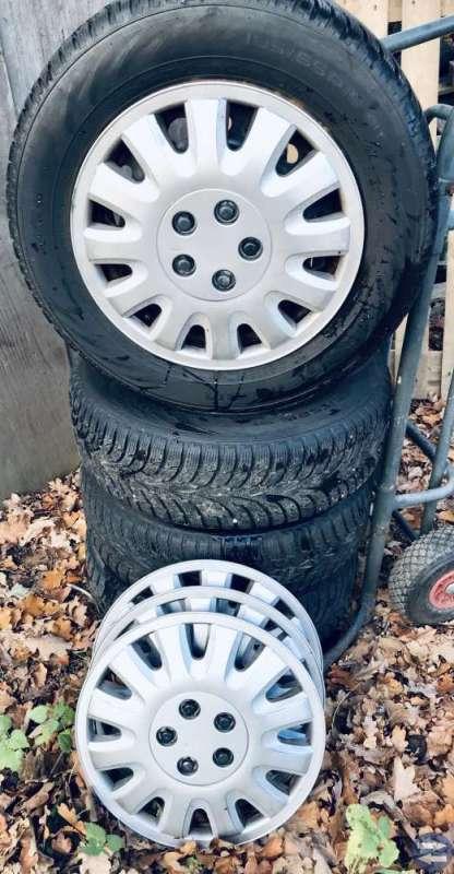VinterFriktion hjul Renault Megane 5-114,3