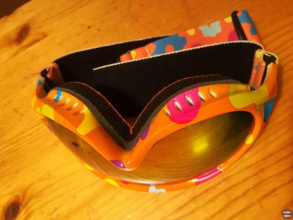 Alpin pjäxa + skidglasögon