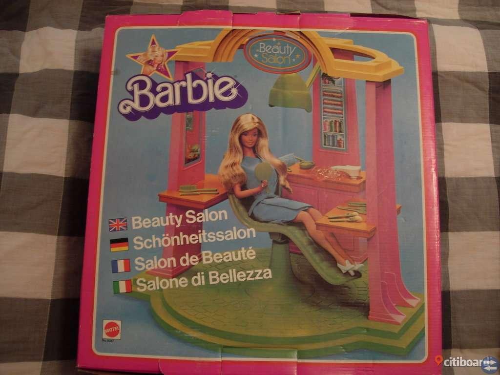 Barbie Vintage-saker