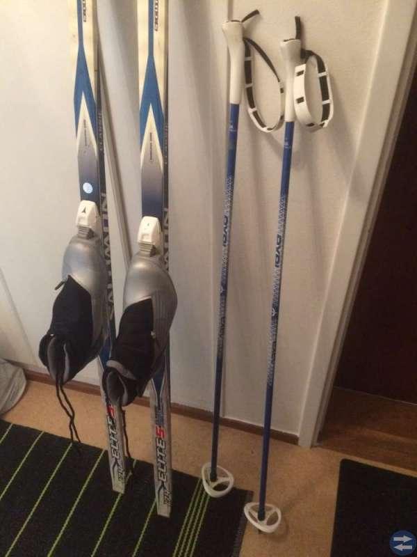 Skidor Salomon 174 cm