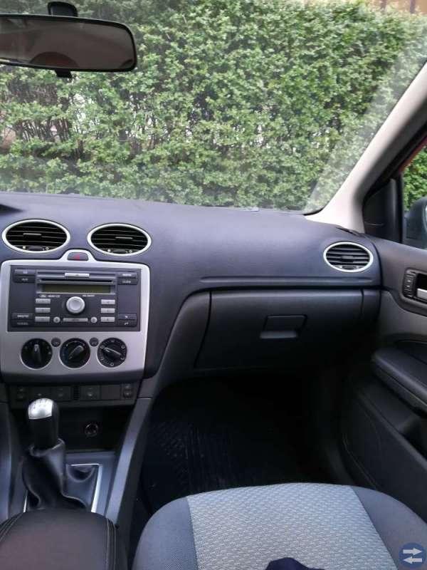 Ford focus kombi 1.8 flexifuel 125hk  AC ok. 2006