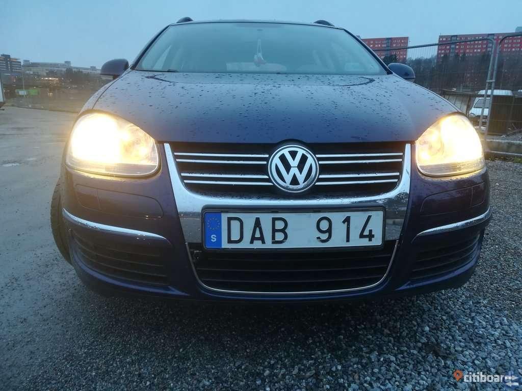 Fräsch Volkswagen Golf