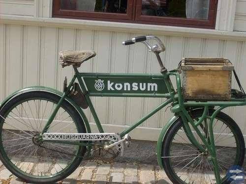 Packcykel köpes eller bytes mot Påhängsmotor Kit