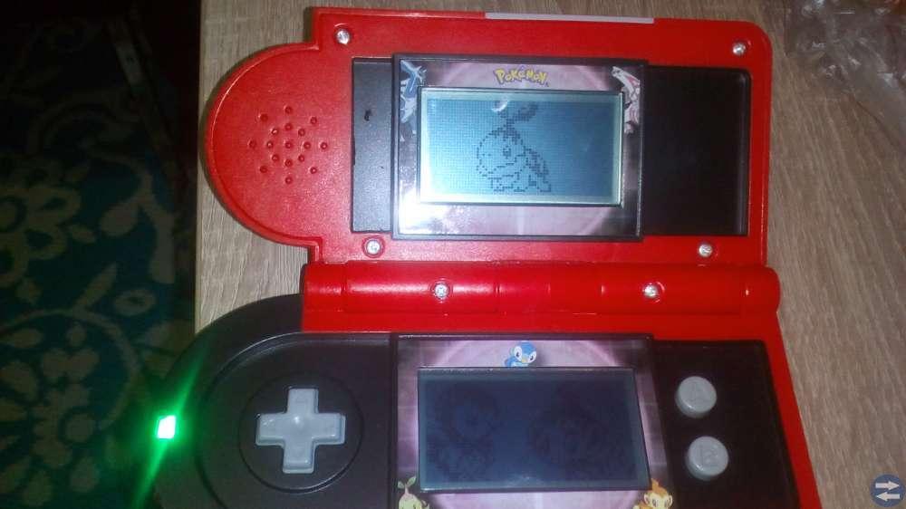 Pokemon nintendo spel