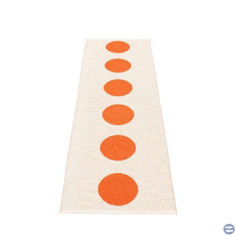 Pappelina, Vera, Orange 70x225cm