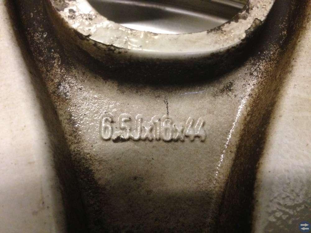 Alufälgar Volvo V40 m.fl. 6,5