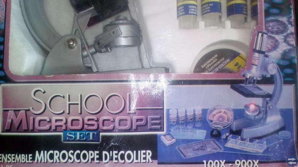Microscop sience