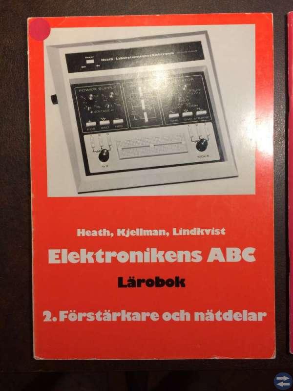 Elektronikens ABC 2. Förstärkare och nätdelar