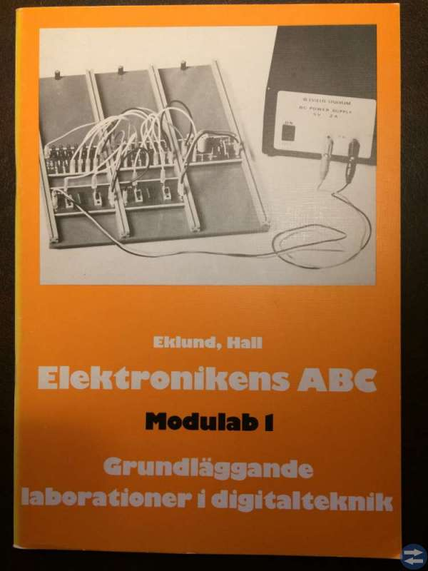 Elektronikens ABC Modulab 1