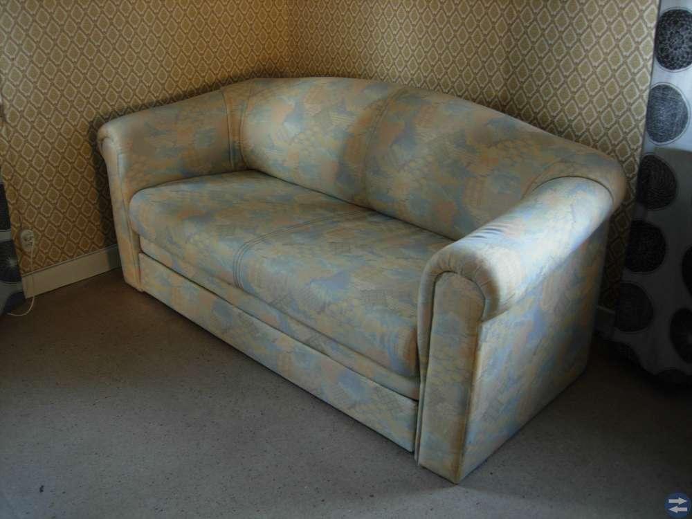 Bädd soffa