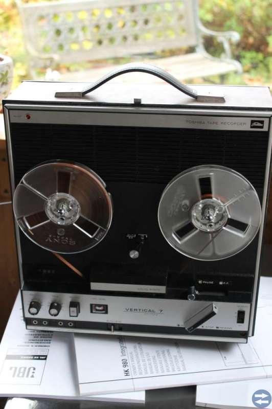 Toshiba Vertical 7  GT-701V