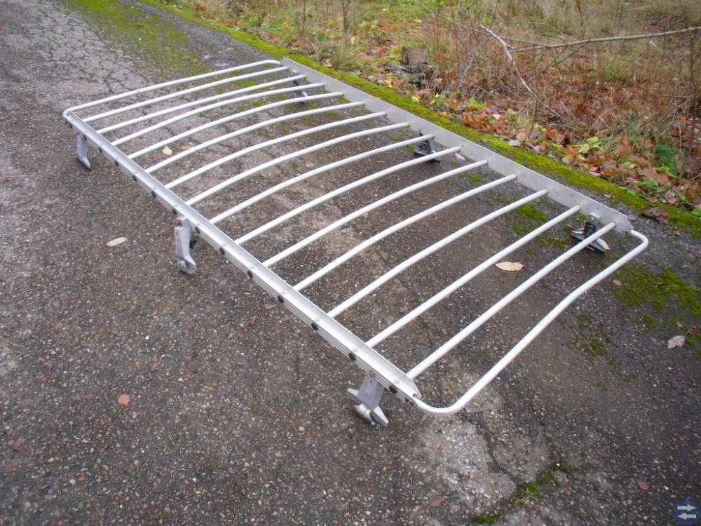 Stor takräcke aluminium