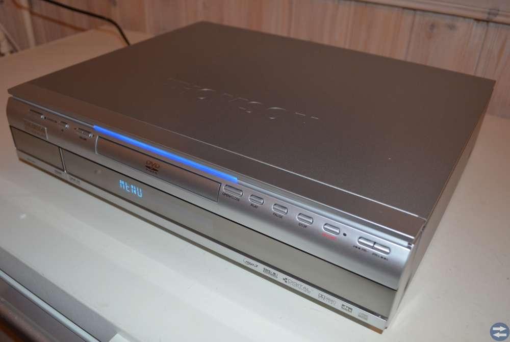Thomson HD/DVD spelare 40GB hårddisk