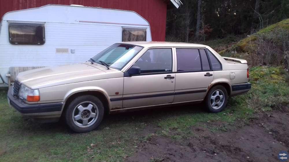 Volvo 940 med lucka