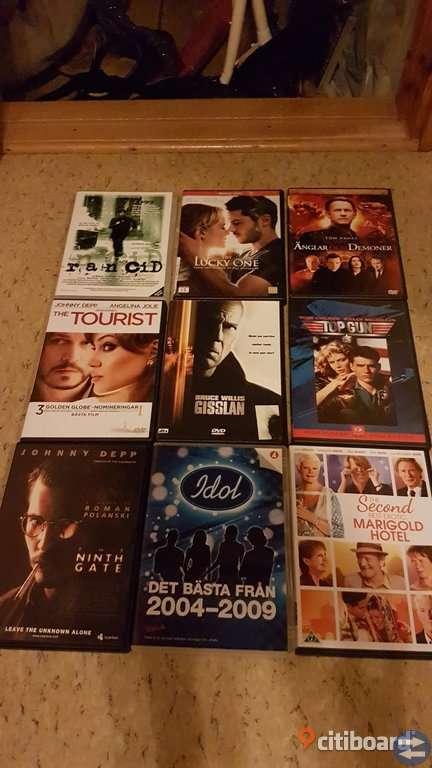 Billiga dvd filmer