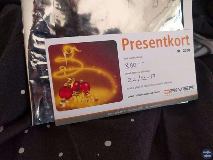 Söderhamns presentkort