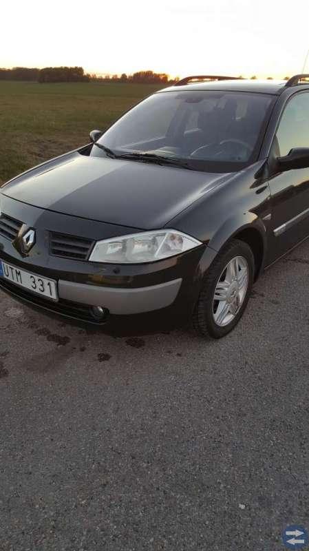 Renault Megane 2.0 2004