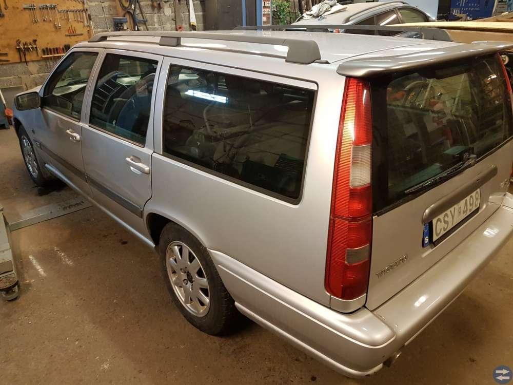 Volvo V70 GLT Greyline