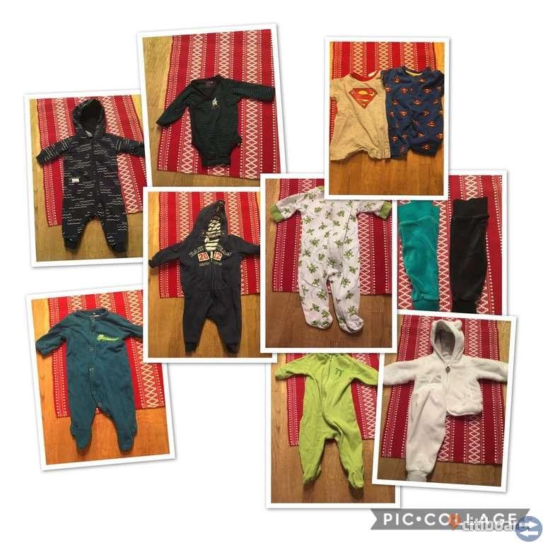 Pojkkläder 50-62
