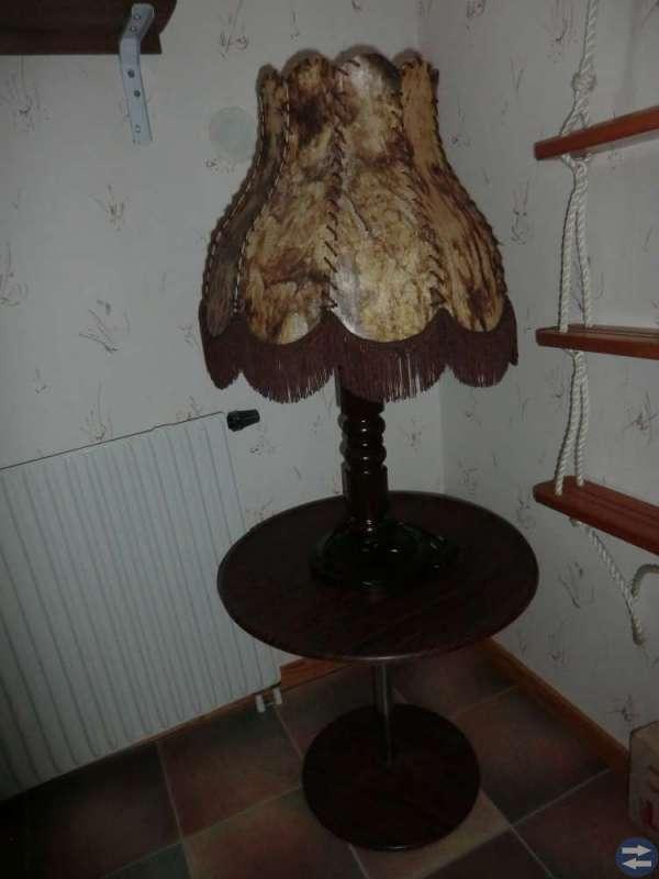 Oxhudslampor från 80 Talet