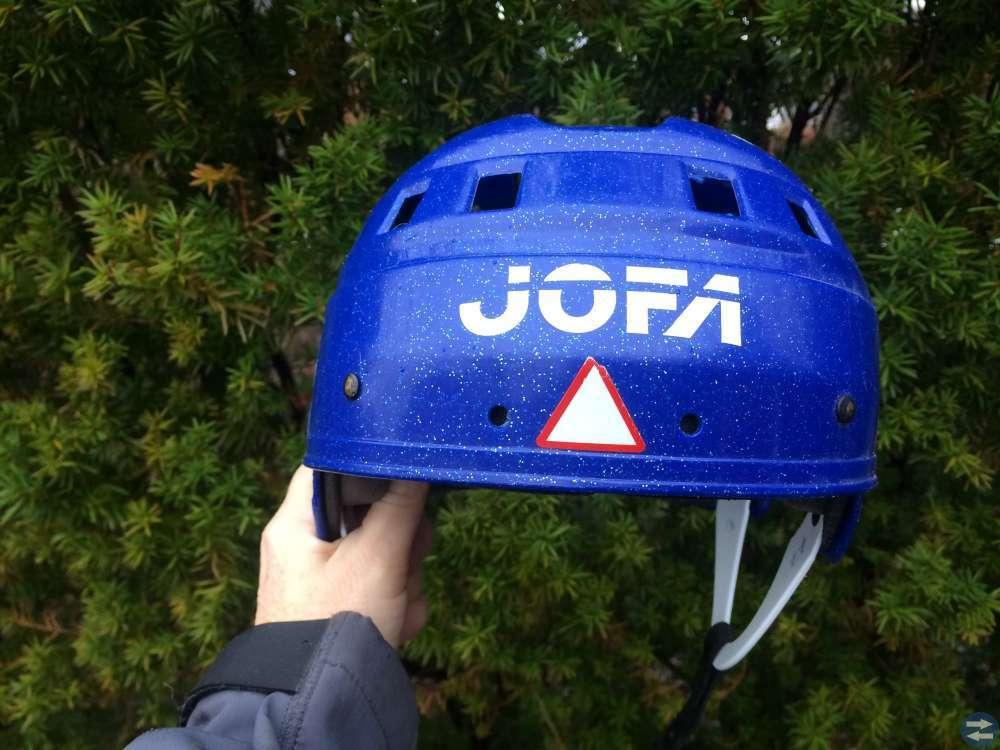 Ishockey hjälm Jofa