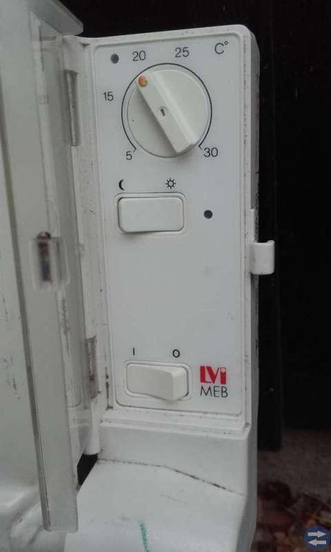 Elradiatorer 800W + 500 W
