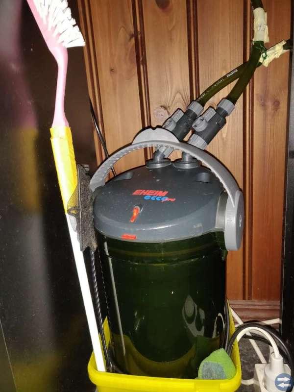 Akvarium 250 liters