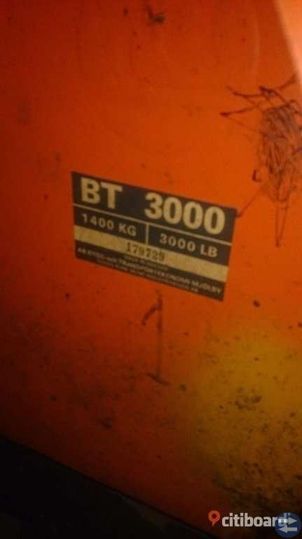Palldragare BT 3000