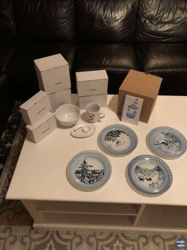Porslin Tupperware