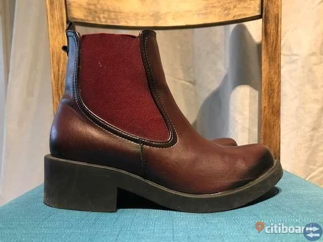 Bordeaux womans shoes