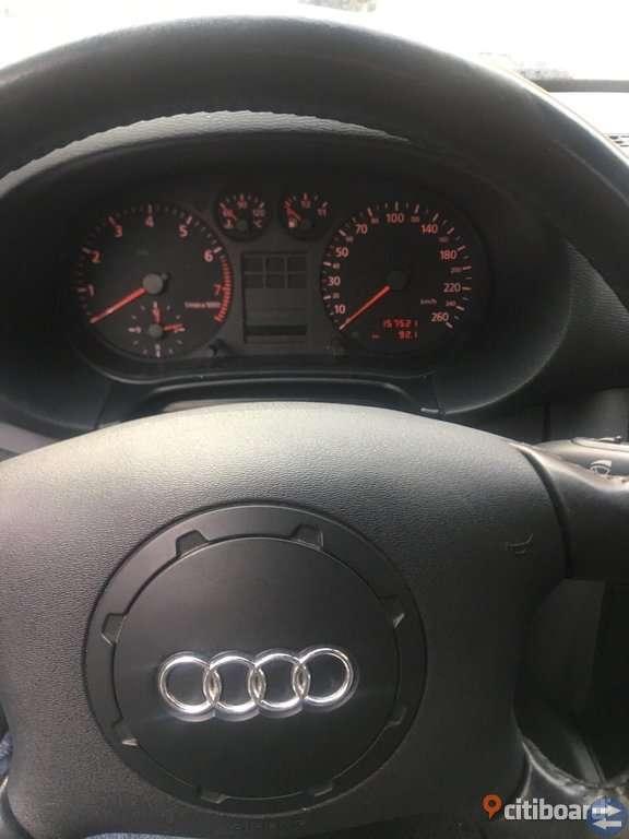 Audi a3 låg mill