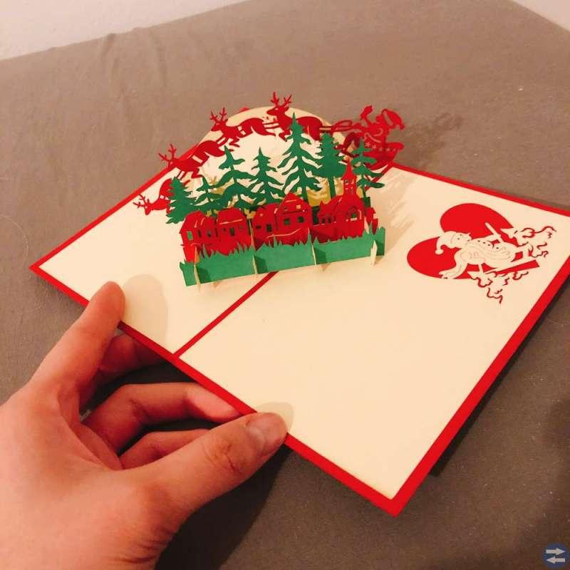 Vykort-Julkort-Födelsedag