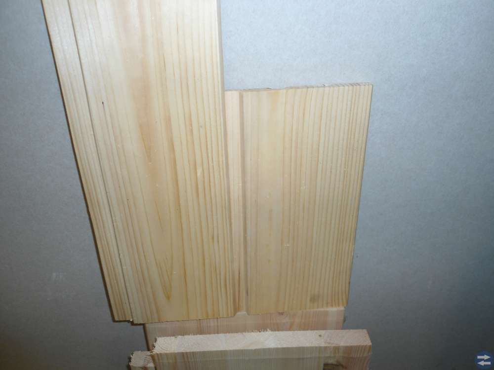 Bastu panel gran