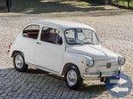 Fiat 600 köpes