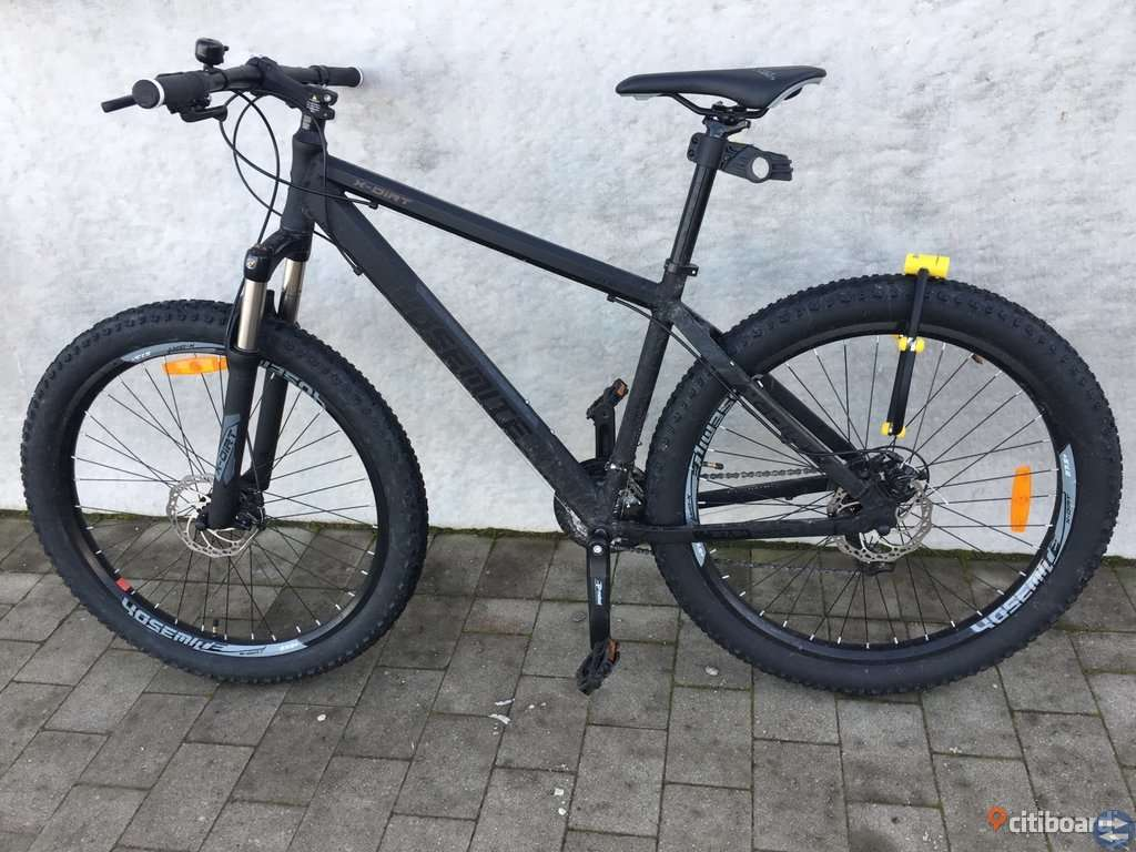 Fatbike, Fat bike, Fatcykel, MTB