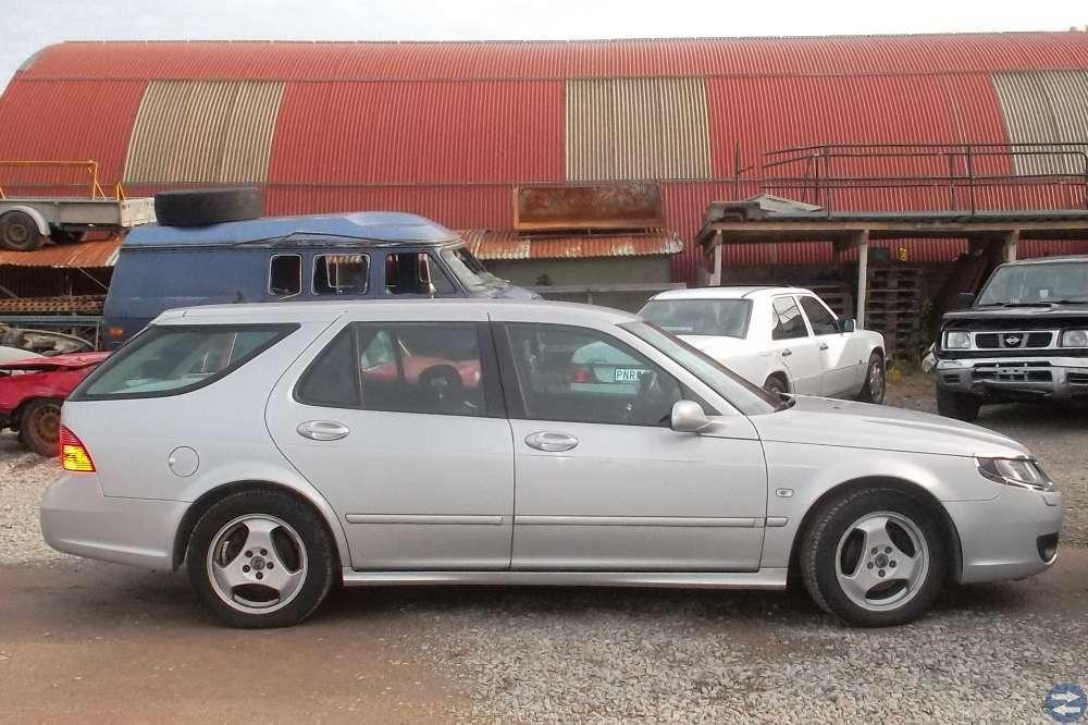 Saab 9 5 Biopower 2006