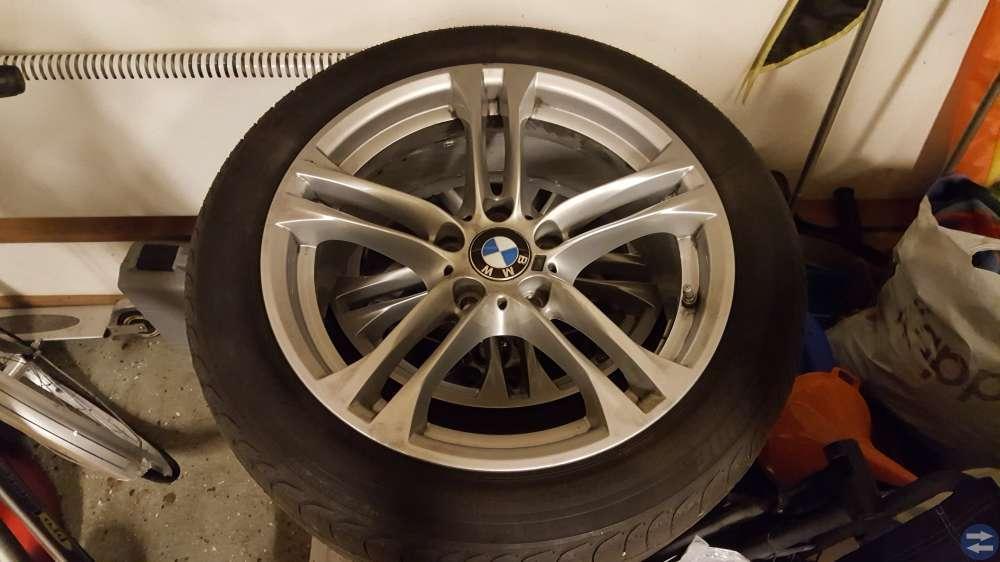 BMW 5 serie Xdrive sommardäck