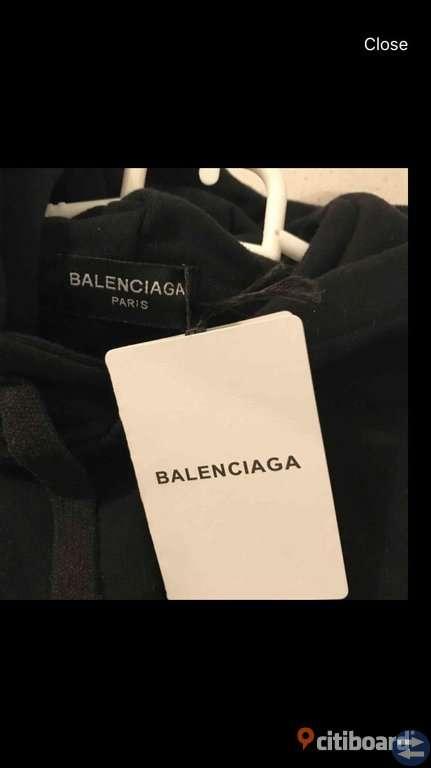 Balenciaga hoodie!