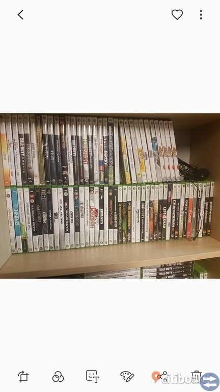 Xbox 360 spel
